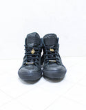 Custom Made Boho Sneakers in Black Snake | SIZE 41 - SWANK - Shoes - 3