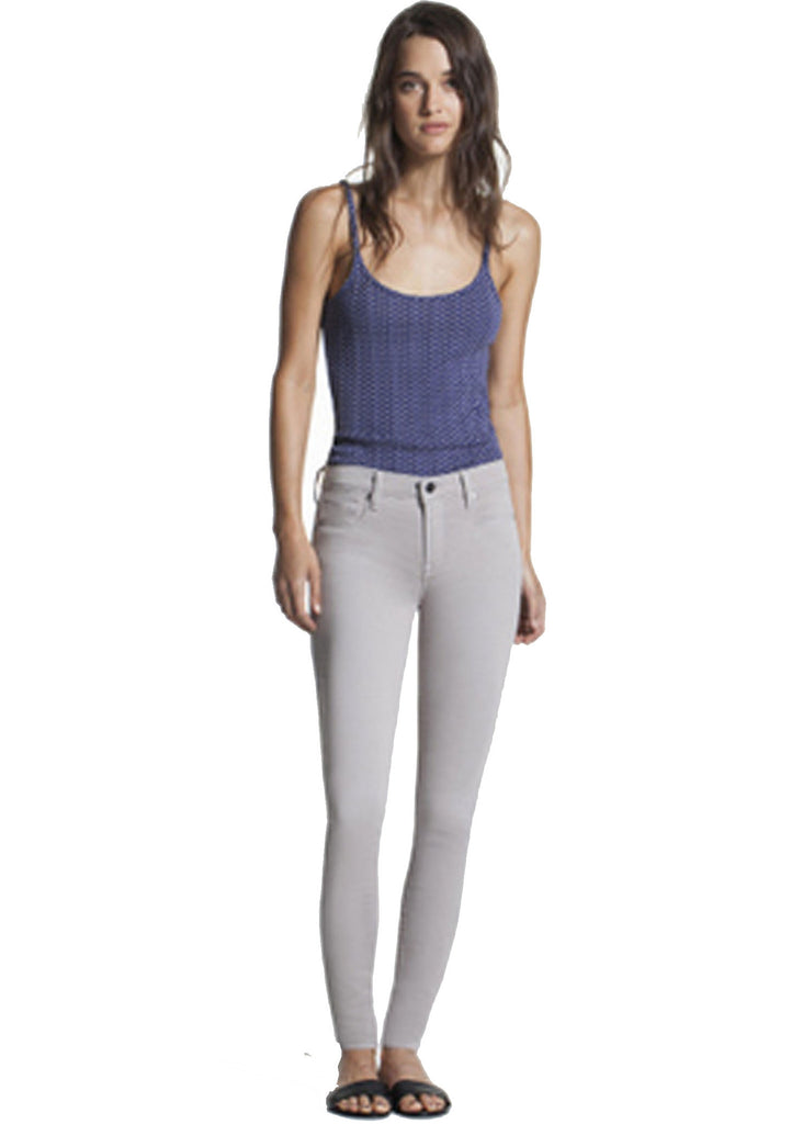 Genetic Denim Stem Mid Rise Skinny In Earth - SWANK - Pants - 1