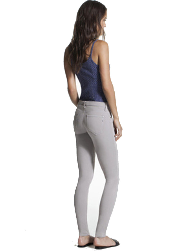 Genetic Denim Stem Mid Rise Skinny In Earth - SWANK - Pants - 2