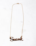 Gold Swank Necklace - SWANK - Jewelry - 5