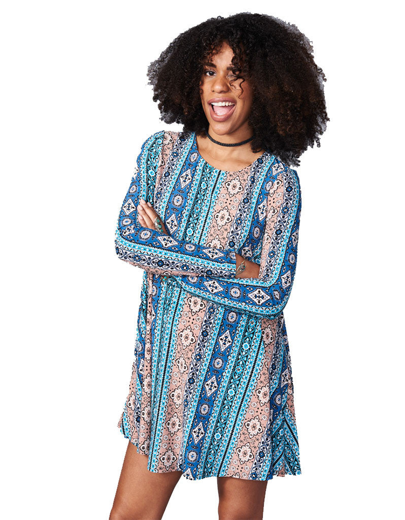 Show Me Your Mumu Tyler Tunic in Lucky Charmer - SWANK - Dresses - 4