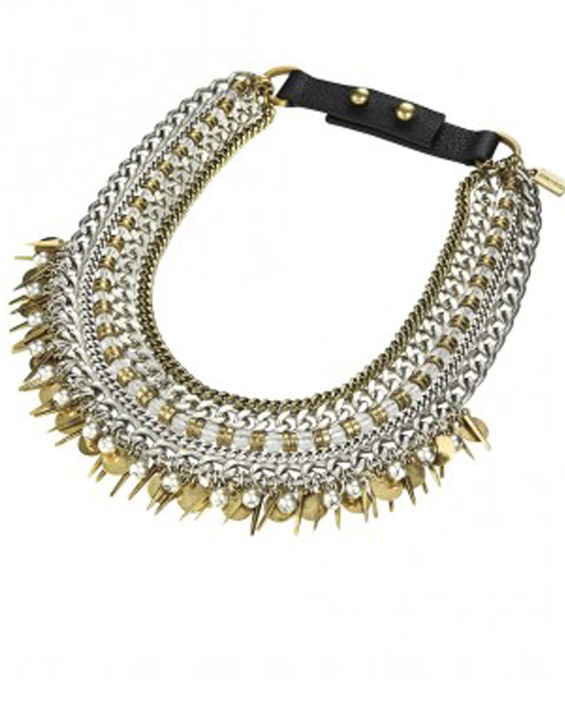 Jenny Bird Talitha Collar - SWANK - Jewelry - 2