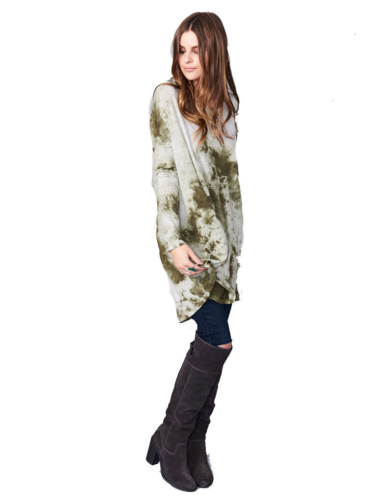 Show Me Your Mumu Will Tunic in Gator Tie Dye - SWANK - Dresses - 4