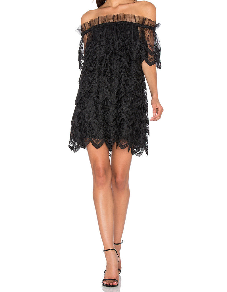 Alexis Ali Dress in Black - SWANK - Dresses - 2