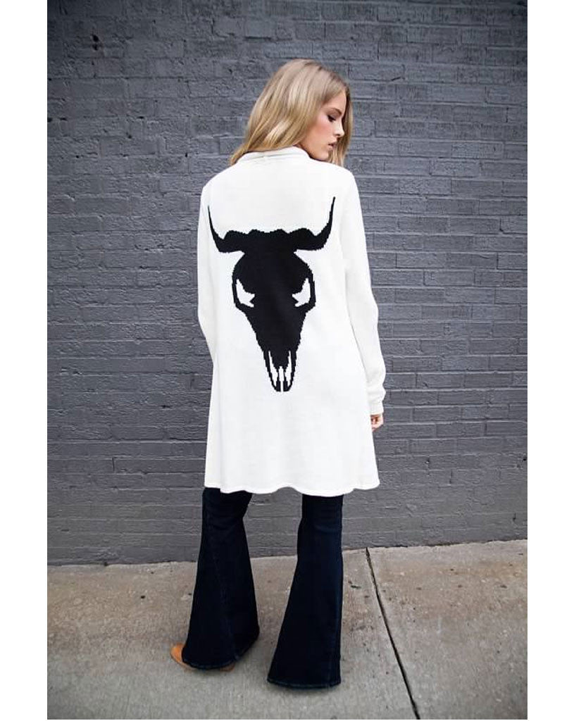 Show Me Your Mumu Delish Sweater in Buffalo Soldier - SWANK - Outerwear - 2