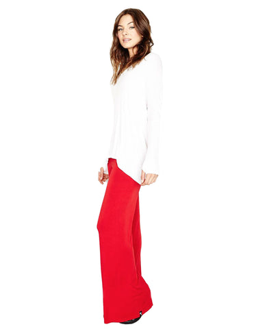 Michael Lauren Derby Wide Leg Pant