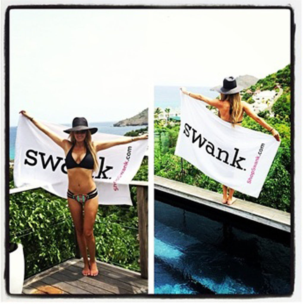 SWANK Beach Towel - SWANK - Accessories - 2