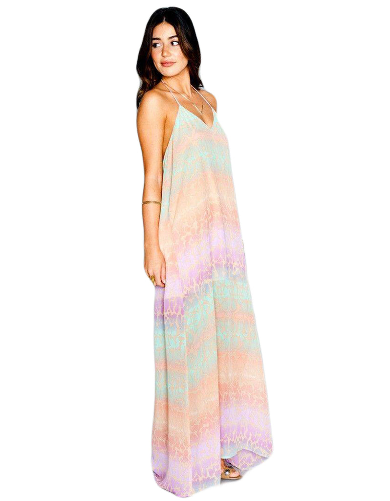 Show Me Your Mumu Erlyn Maxi Dress - SWANK - Dresses