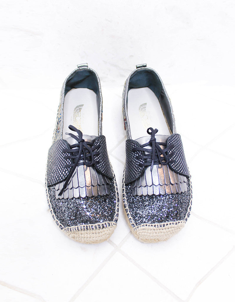 BOHO ESPADRILLES - IBIZA NIGHTS - SWANK - Shoes - 5