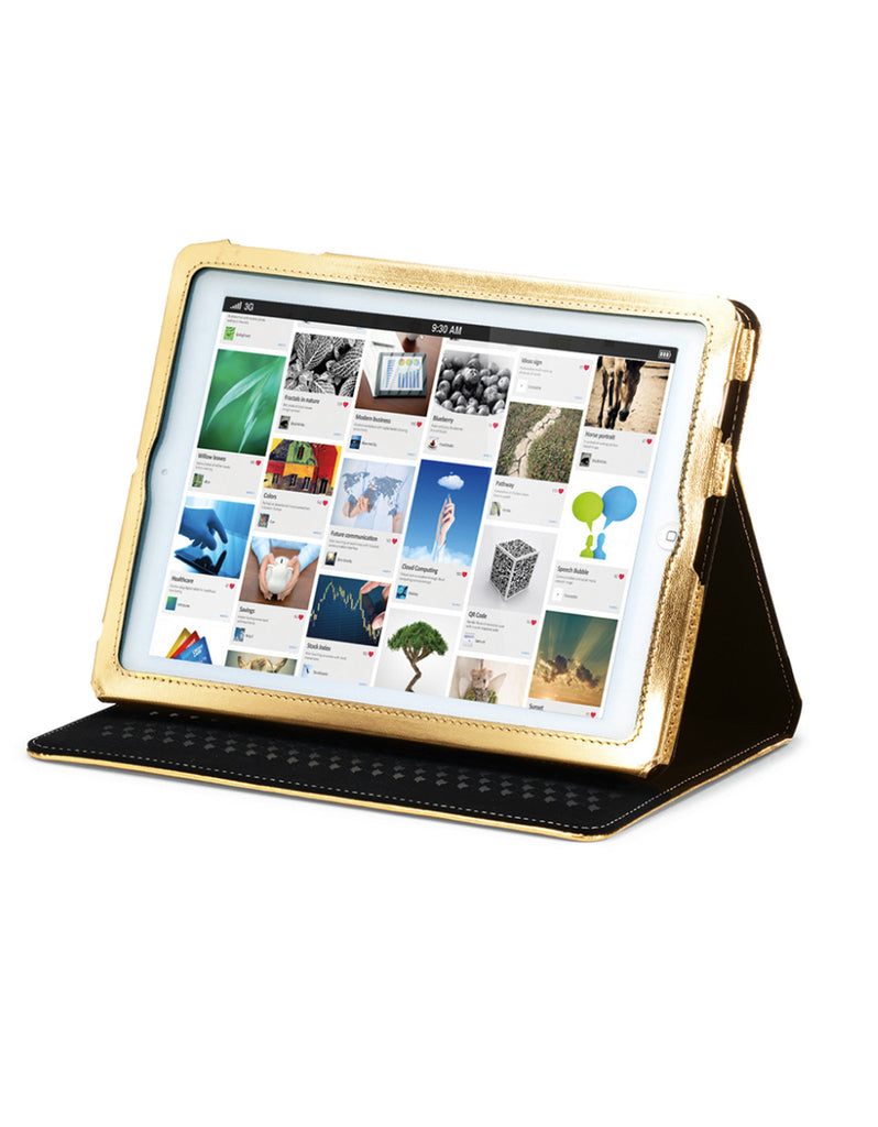 Swank Metallic iPad Case - SWANK - Accessories - 3