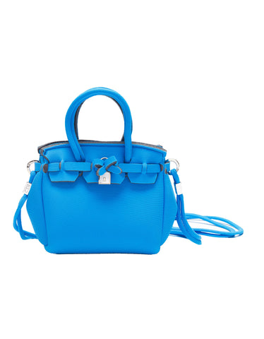 Save My Bag Lycra Mini Icon Handbag in New Blue China