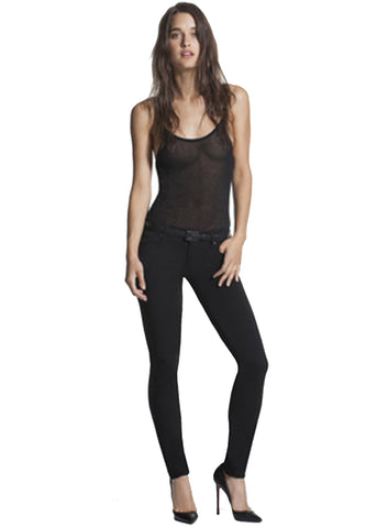 Genetic Denim Shya Skinny Pant in Black