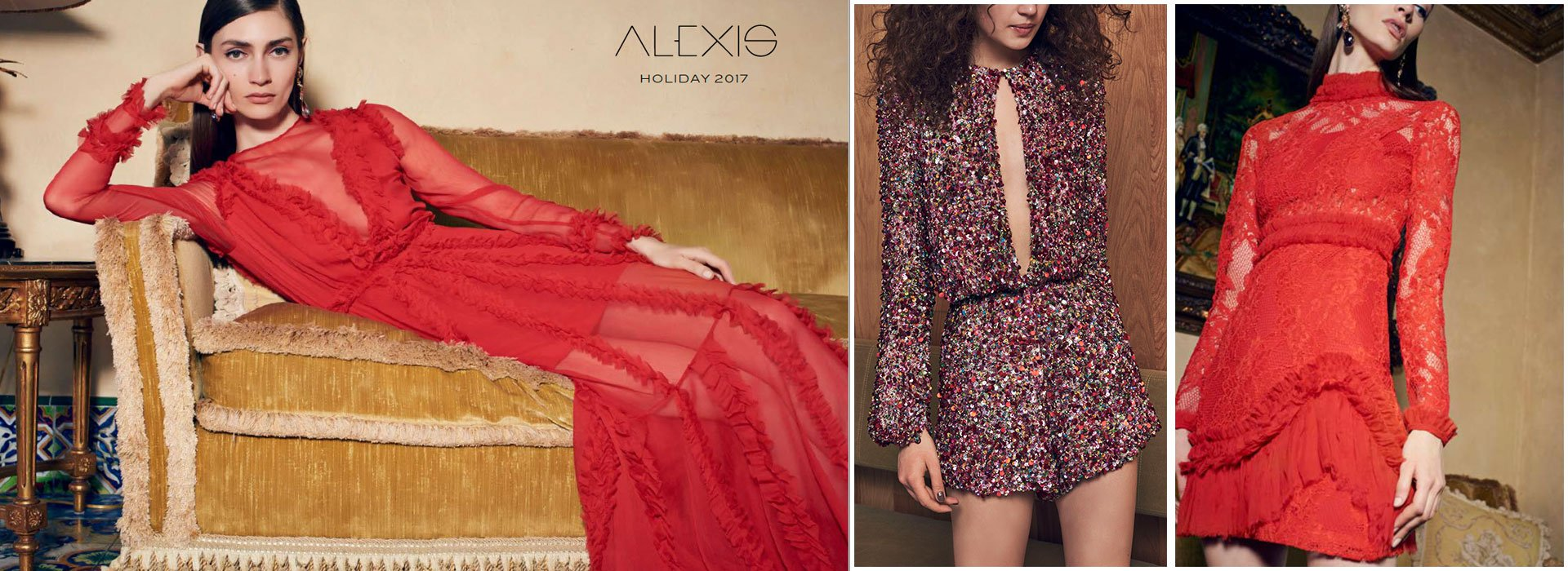 Alexis Couture, Alexis Clothing, Alexis Dresses on Sale, Alexis Rompers, Alexis Jumpsuits, Alexis New Arrivals