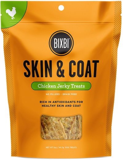 SKIN AND COAT - Chicken