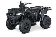 2018 KINGQUAD 500AXi Power Steering Matte Black