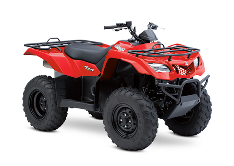 2019 KINGQUAD LT-F400F Manual Shift