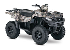 2017 KINGQUAD 500AXi  Camo Power Steering