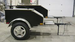 AMT XL TRAILER MARLON AMT XL PULL BEHIND MOTORCYCLE TRAILER