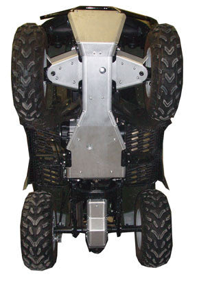 Suzuki KingQuad 400 Skid Plate Set