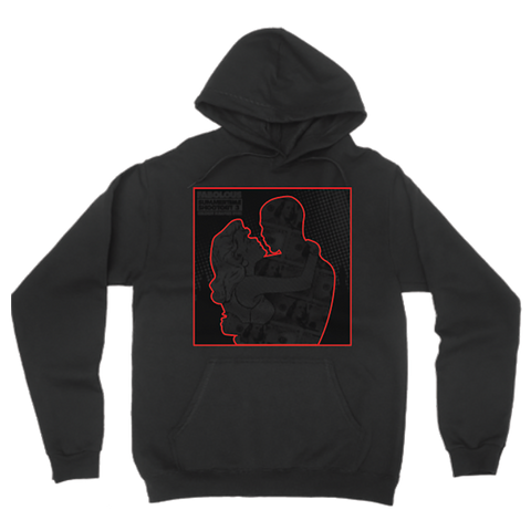 Fabolous 3M Reflective Black Hoodie + Digital Album