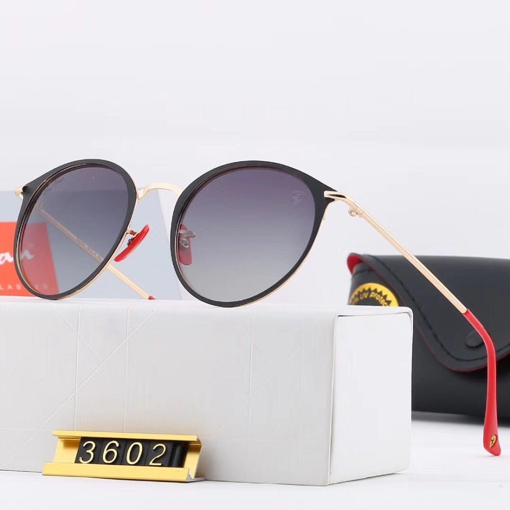 611856c00401 ... Load image into Gallery viewer, 2019 New Arrivals UNISEX Ray-Ban  Sunglasses RB3602 ...