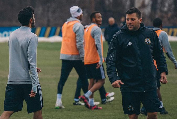 Philadelphia Union 2017 Preseason Photos