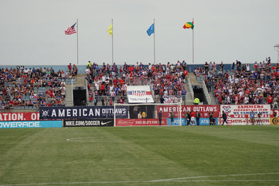 Behind the Lens: USA vs. Bolivia