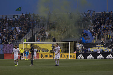 Behind the Lens: Philadelphia Union v. Toronto FC