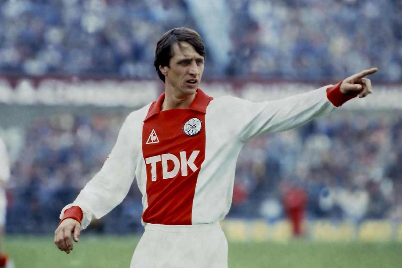 The one and only Johan Cruijff