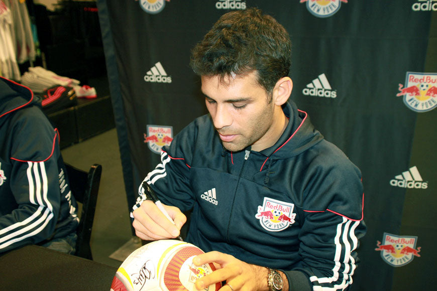 Rafa Marquez New York Red Bulls
