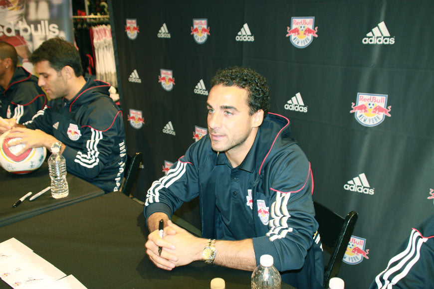 DeRosario New York Red Bulls