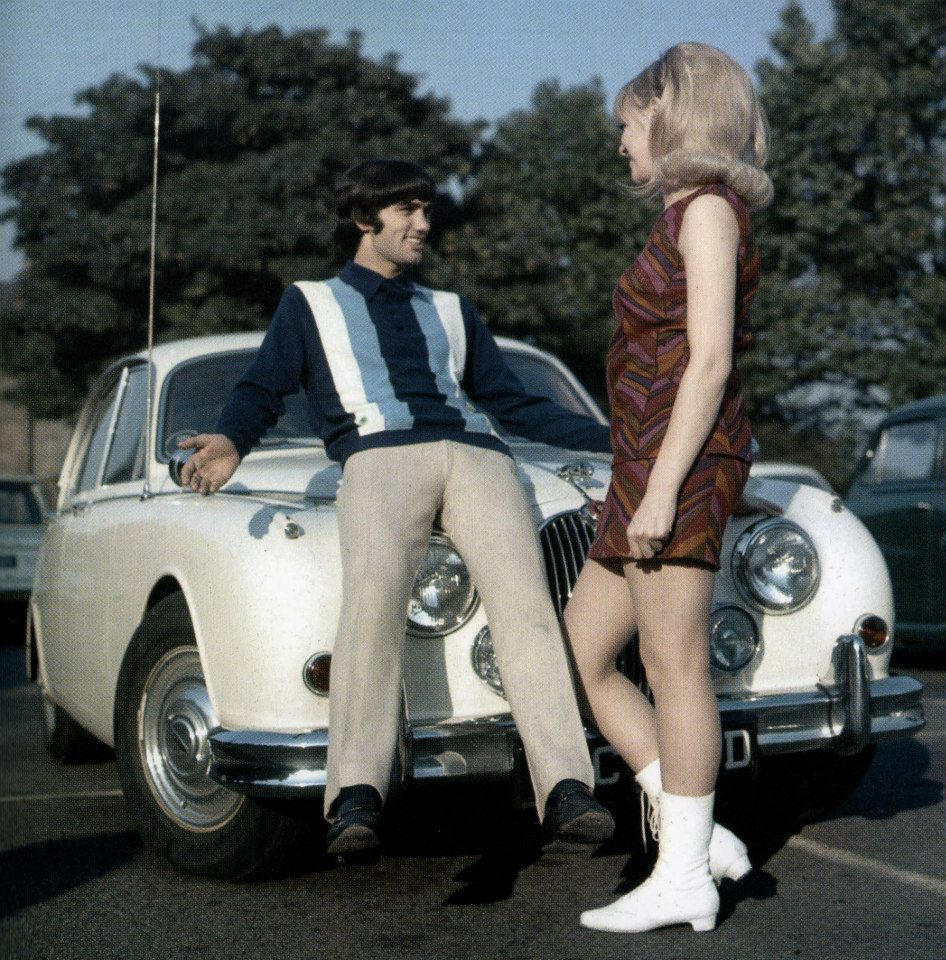 george best jaguar