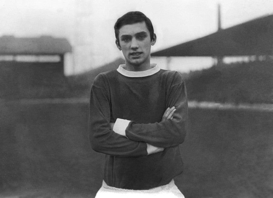 young george best