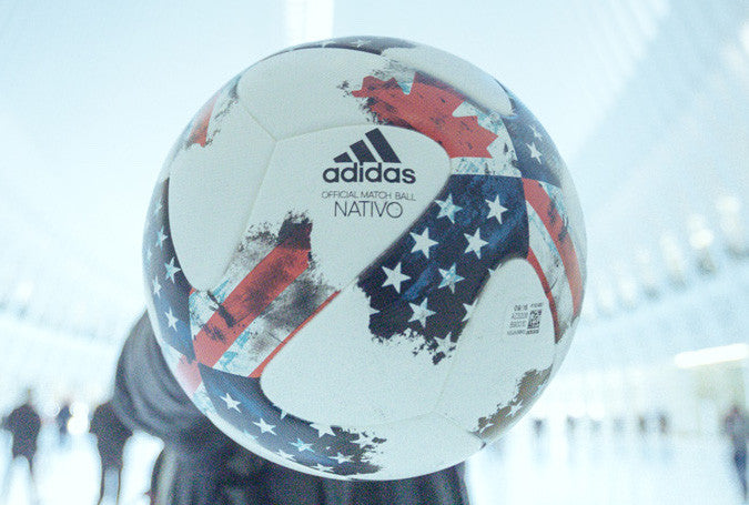 The 2017 MLS Matchball