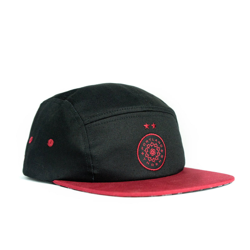 Thorns FC 5 Panel Cap
