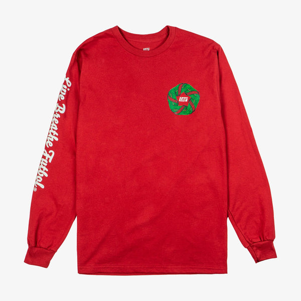Impossible Wreath Long Sleeve