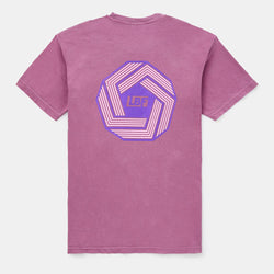 Impossible Contrast Tee (Berry)