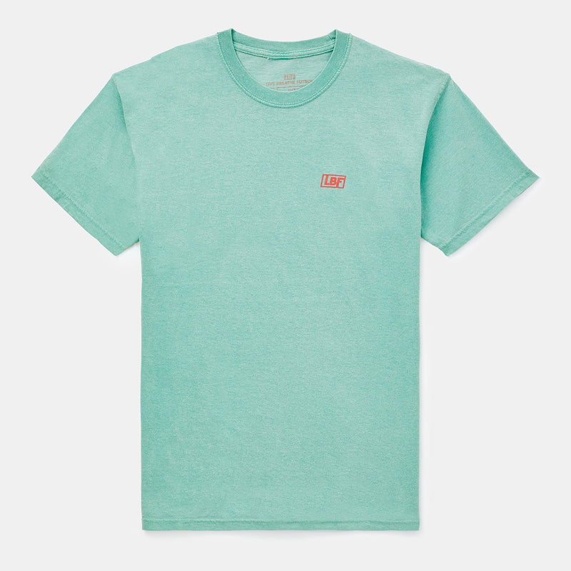 Impossible Contrast Tee (Mint)