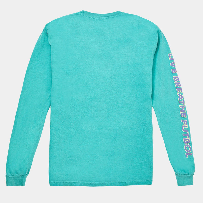 Pantone Impossibly L/S (Atlantic Mint)