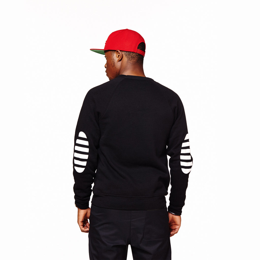 Shot Stopper Crew Neck Sweater