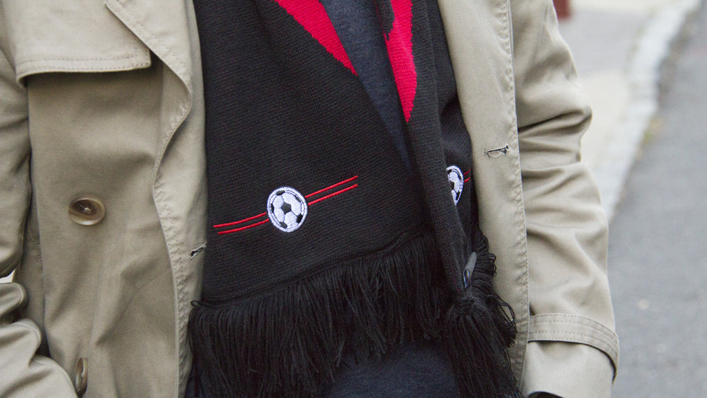 Touchline Scarf