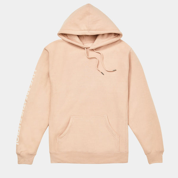 Impossibly Heavyweight Pullover Hoodie (Salmon)