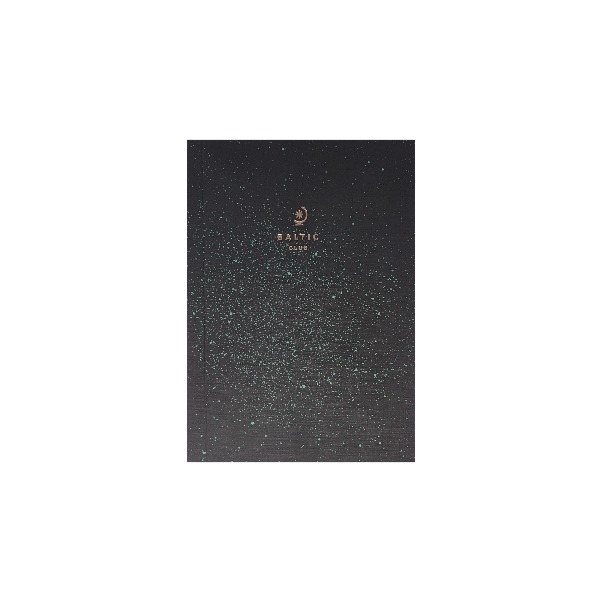 Cosmic Linen Notebook