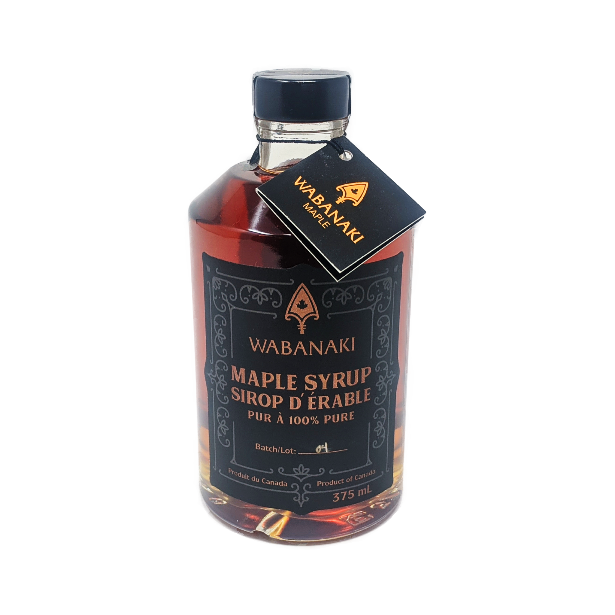 Wabanaki Syrup - Traditional