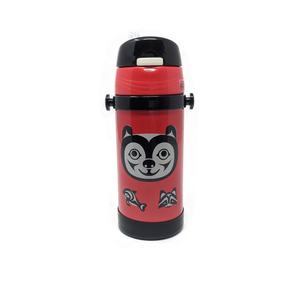 Bear and Friends Insulated Bottle