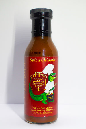 Spicy Chipotle BBQ Sauce