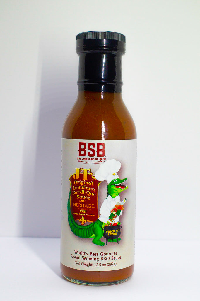 Brown Sugar Bourbon BBQ Sauce