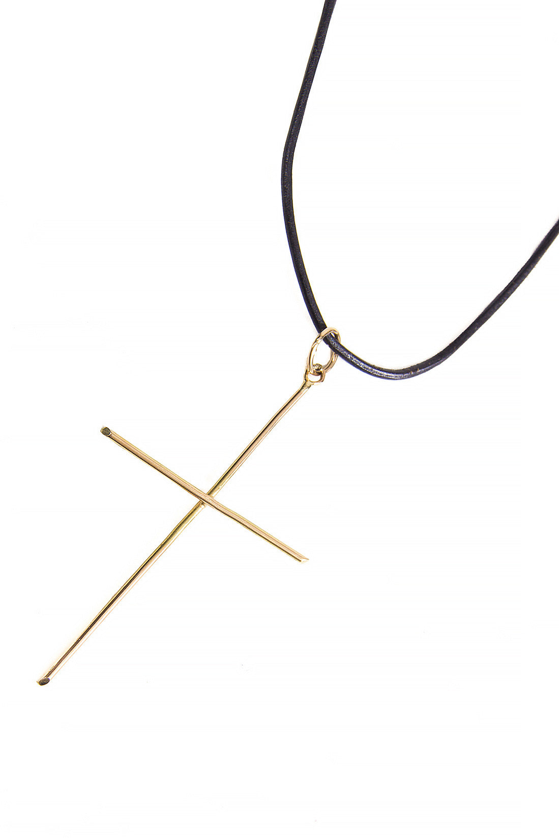 Cross Fitchy Necklace