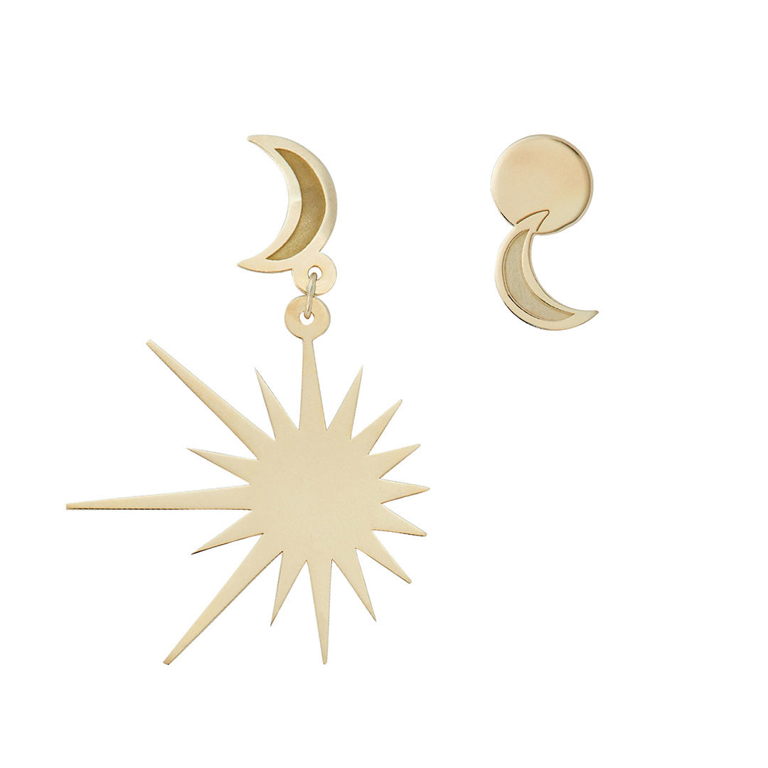 The Sun Earrings