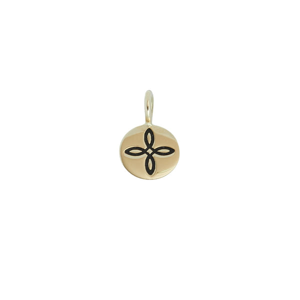 Love Knot mini coin